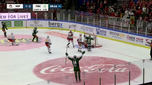 Höjdpunkter: Malmö Redhawks-Färjestad