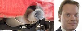 """SD sågar dieselförbudet: """"Blir väldigt dyrt att ha bil"""""""