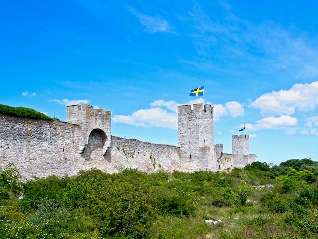 Höga odds för en solig sommar i Visby i år.