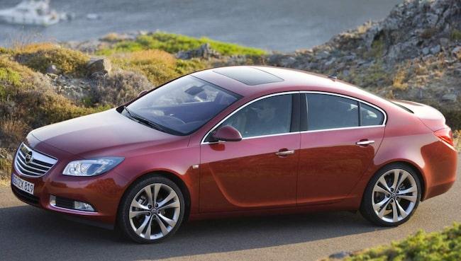 En läsare har problem med sin Opel Insignia.
