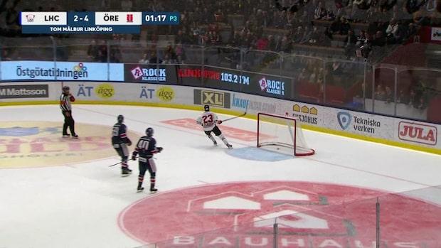 Höjdpunkter: Linköping-Örebro