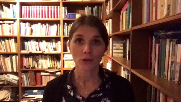 Jenny Madestam om SD-mötet: Inte förvånad