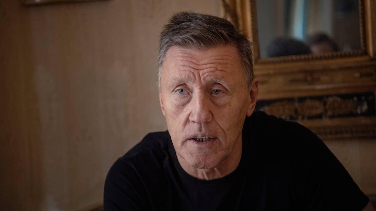 Salmings skräck – fördes akut till sjukhus i ambulans
