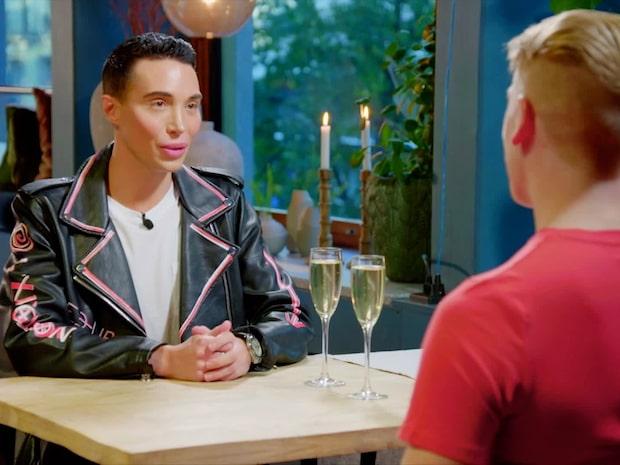 """Tv-parets kärlekslycka efter dejten i """"Hemliga beundrare"""""""