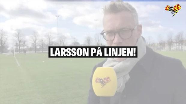 """Larsson på Linjen: """"Sex anledningar till att MFF guldrycker innan sommaren"""""""