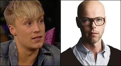 Ola Svensson och Anders Nunstedt. Foto: TV4