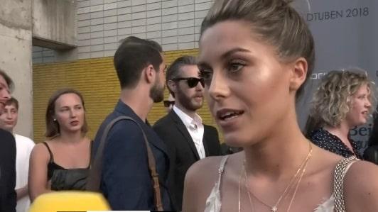 """Bianca Ingrosso om sambolivet: """"Supertaggade för framtiden"""""""