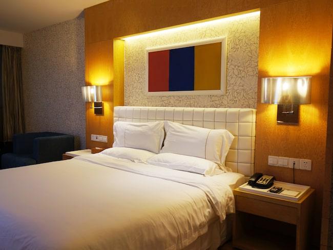 Hur mycket hinner en hotellgäst ställa till med på rummet? En hel del, enligt städpersonalen.