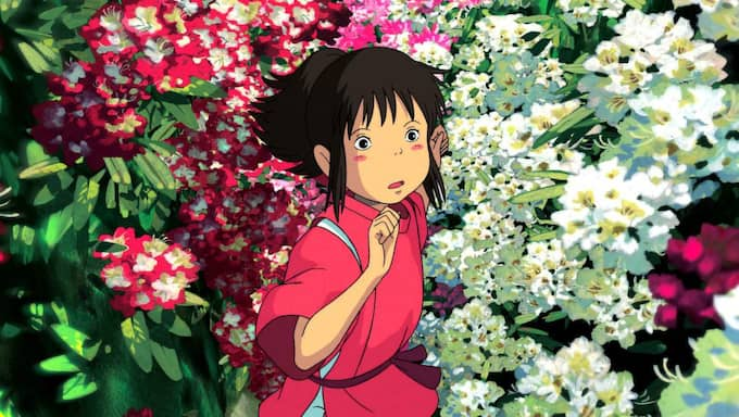 """Spirited Away"" by Hayao Miyazaki and studio Ghibli. Foto: Arcive"