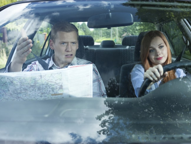Forskarens budskap till manliga passagerare: Har du inget trevligt att säga – håll käften!