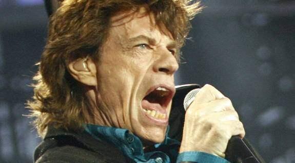 Mick Jagger. Foto: Gillieron Laurent