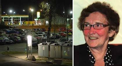 MÖRDAD. Barnen till den mördade Najda Lindgren, 70, vädjar nu till allmänheten: Hjälp oss hitta mammas mördare. Foto: LARS ERIC LINDÉN / PRIVAT