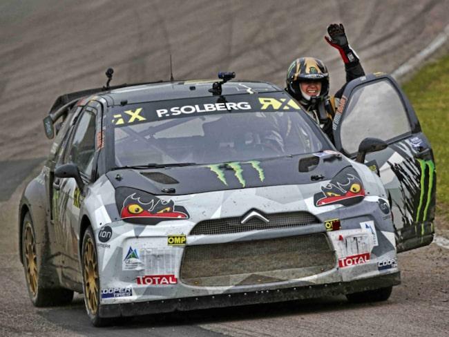 Petter Solberg kan bli aktuell i rally-VM.