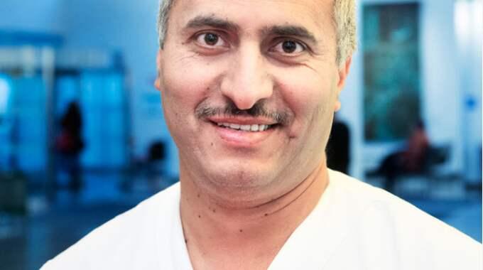Khalid Hasouna har bland annat skrivit ut botox. För över en miljon kronor. Foto: Joel Marklund/Bildbyrån