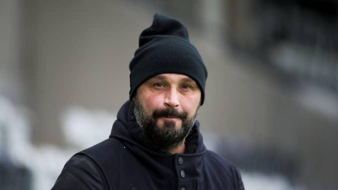 Gais tränare och sportchef Bosko Orovic. Foto: LINE SKAUGRUD LANDEVIK / BILDBYRÅN