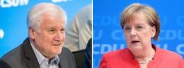 Flyktingfrågan hotar att splittra Tyskland