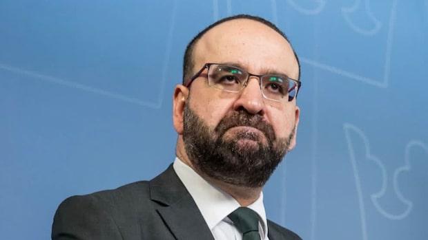Mehmet Kaplan lämnar Miljöpartiet
