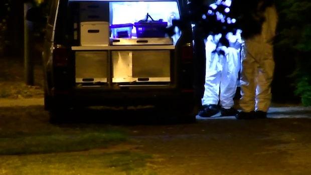 Kvinna och barn hittades döda i Trelleborg