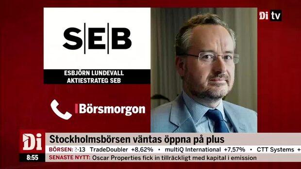 """SEB:s aktiestrateg: """"Vi ser köpläge i ÅF Pöyry (AFRY)"""""""