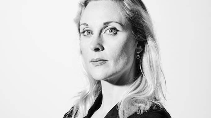 Lisa Bjurwald. Foto: Martin Brunn.