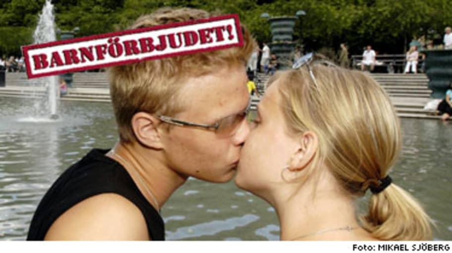 Dating regler när man kysser