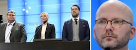 SD:s toppnamn till EU – tidigare KD-anställd