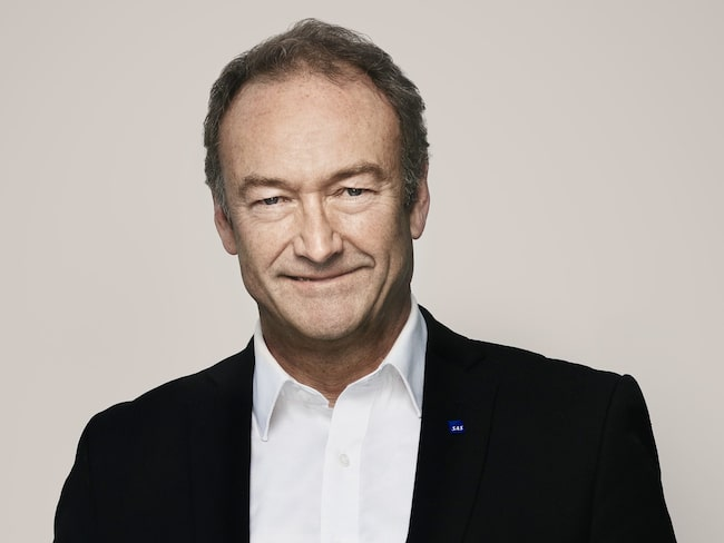 """Totalt kostade rökincidenten SAS 700 000 kronor"", säger Knut Morten Johansen, presschef på SAS."