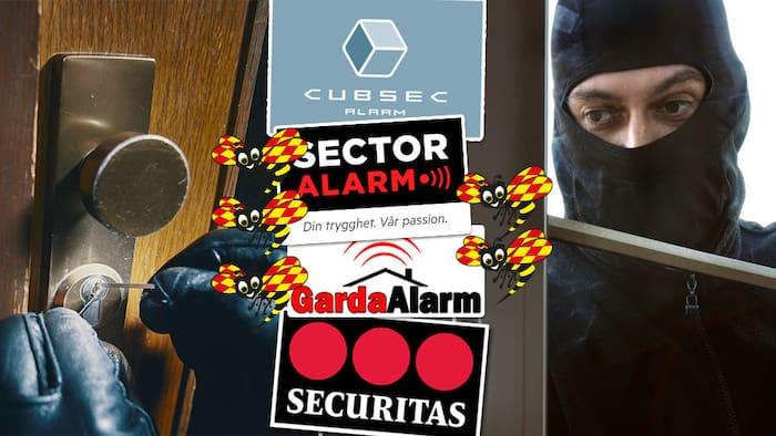 sector alarm uppsägning