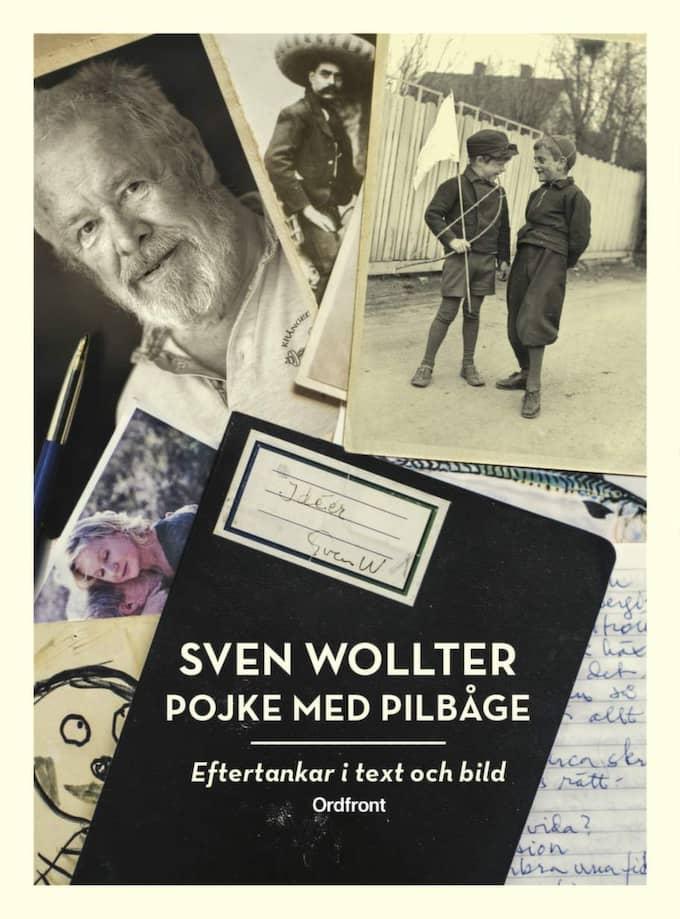 """Sven Wollters bok """"Pojke med pilbåge"""" släpps i december."""