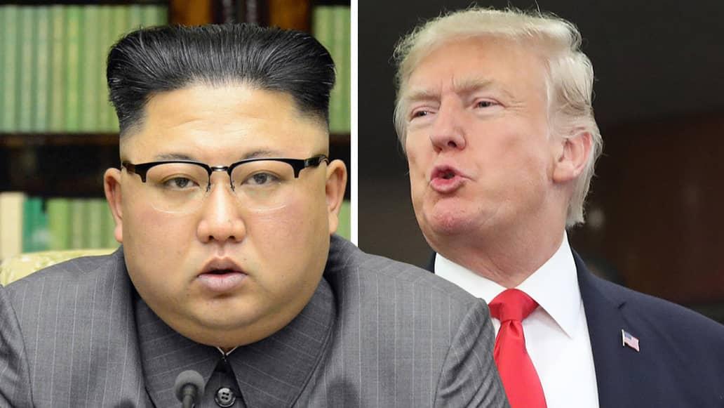 Nordkorea sanktionerna ar en krigsforklaring