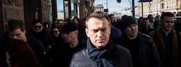 Aleksej Navalnyj släppt från fängelse
