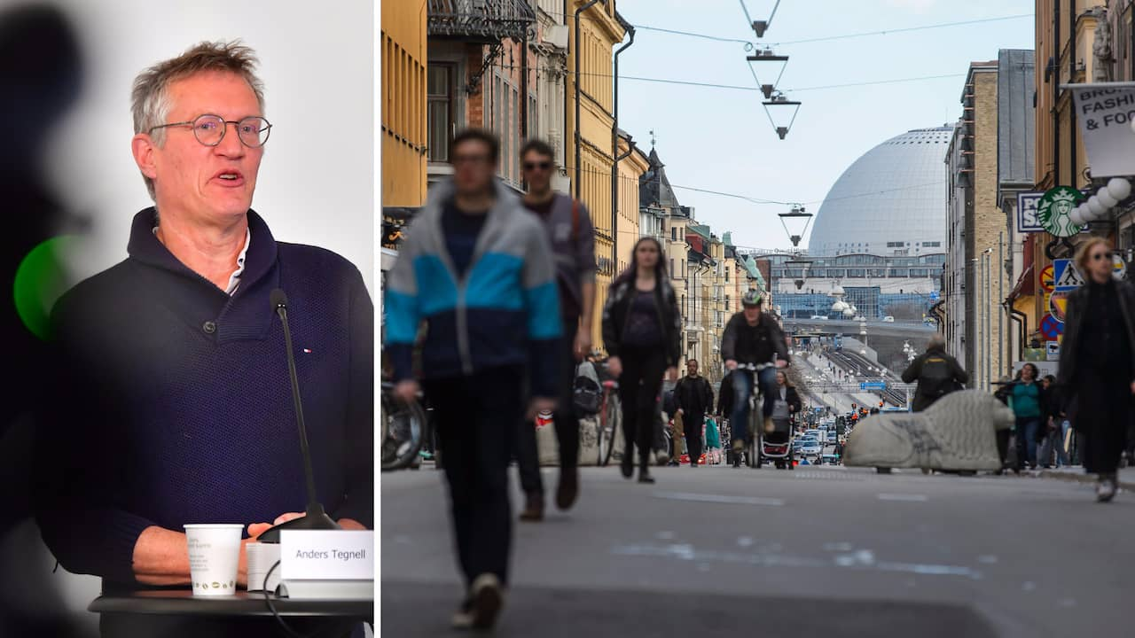 Anders Tegnell Om Antikroppstester I Stockholm Forklaringarna