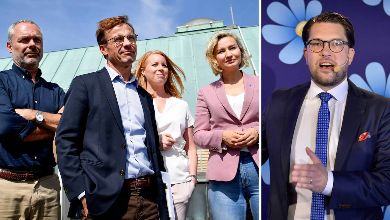SD kommer rösta på alliansens Norlén som talman