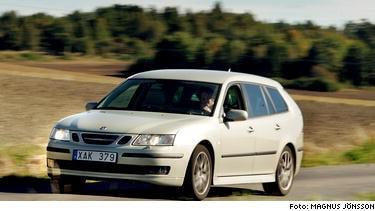 Saab 9 3 SportsedanSport Combi | Tester | Expressen | Allt