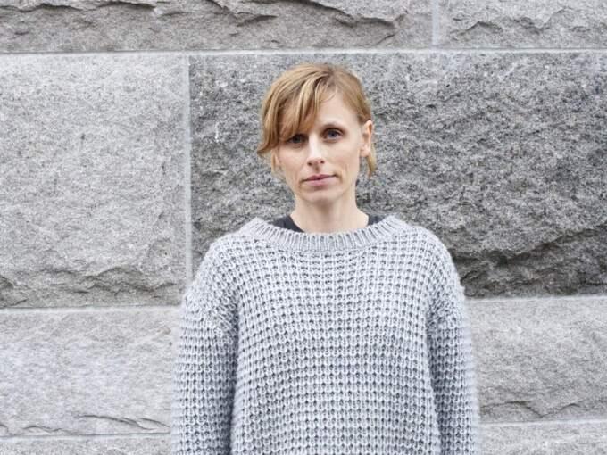 Marit Sahlström. Foto: Helene Ringberg