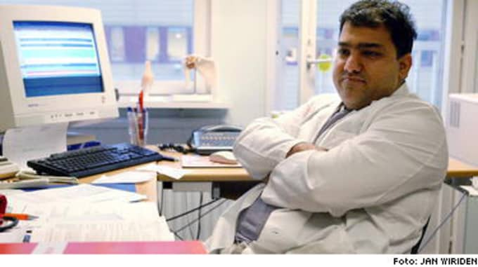För jäkligt. Det är läkaren Babak Daraies uppfattning om slakten av primärvården i Göteborg. Han arbetar i Lövgärdet - en av de vårdcentraler som stängs.