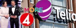 TV4 bekräftar: Vi för samtal och är positiva