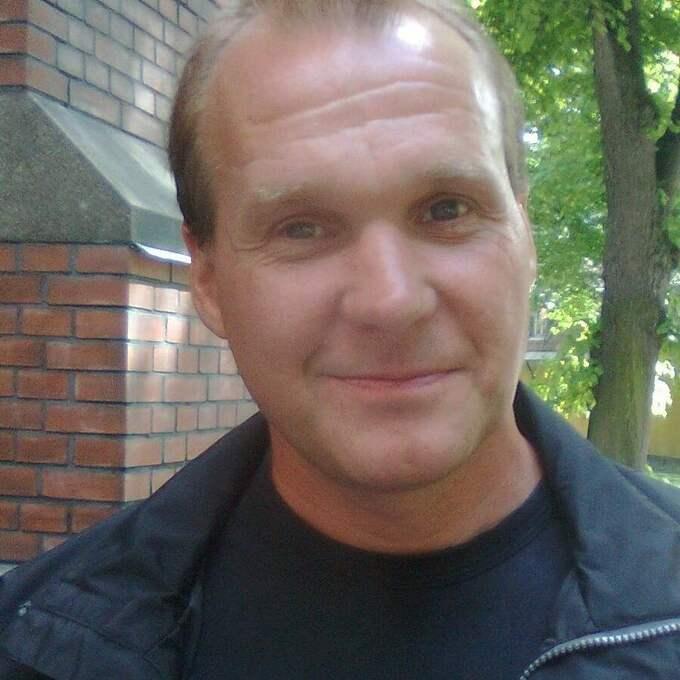 Roine Gustavsson, 47, mördades på semestern i Danmark. Foto: Privat