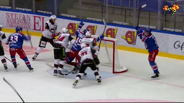 Highlights: Förlusterna radas upp för Malmö Redhawks