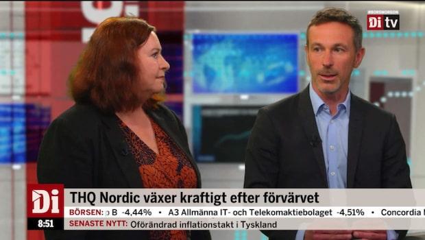 "Ekman: ""Jätteintressant bolag, stark position"""