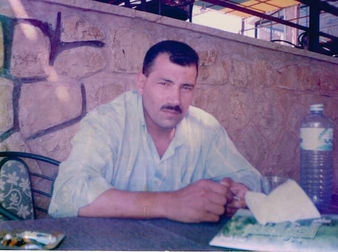 Överste Ahmad Ashour mördades av IS-terroristerna. Foto: Privat