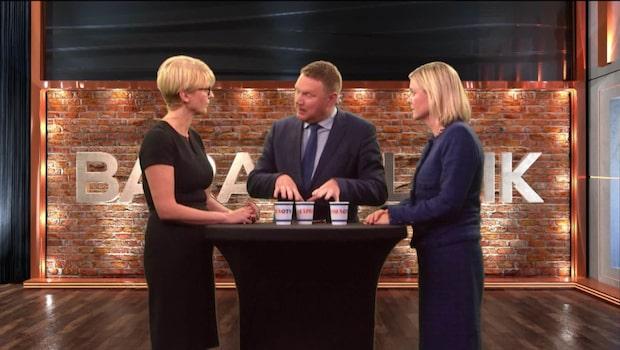 """Magdalena Andersson: """"Inget tyder på att Bodström gjort något brottsligt"""""""