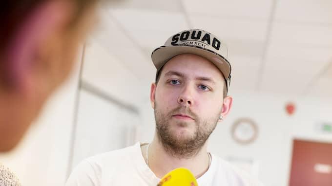 Christian Karlsson. Foto: HENRIK JANSSON