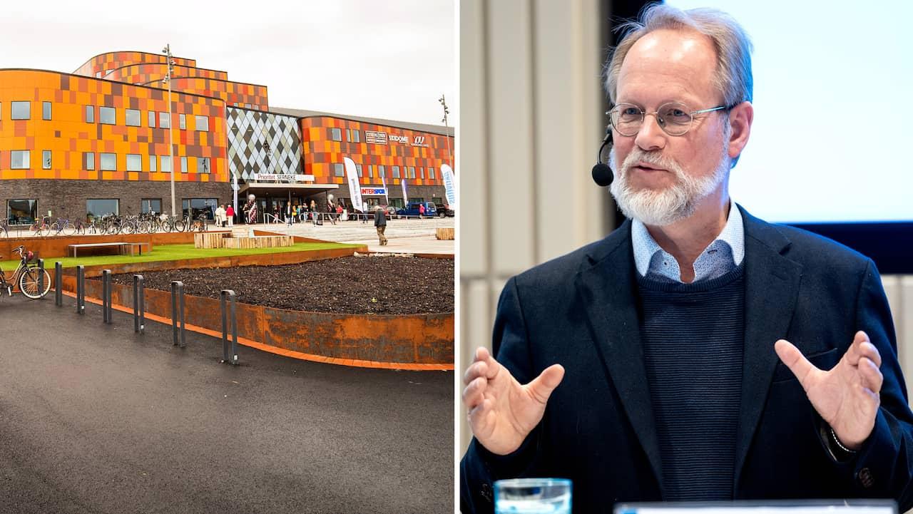Långa köer när gym öppnade i G��teborg