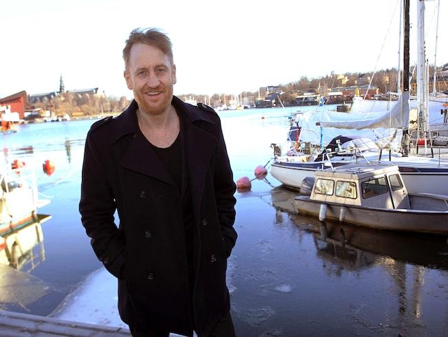 Gustaf Hammarsten gillar att ha det snyggt och praktiskt hemma.