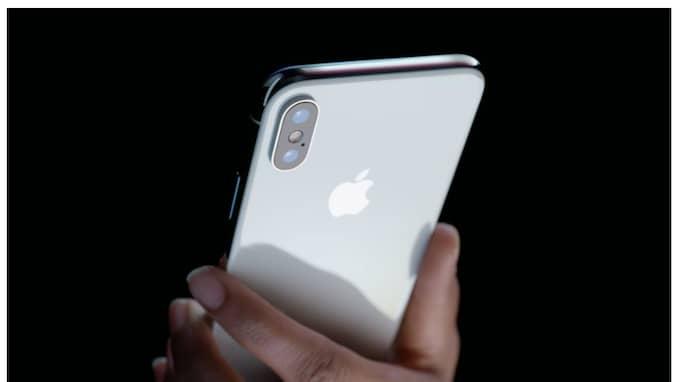 Apples nya Iphone X.