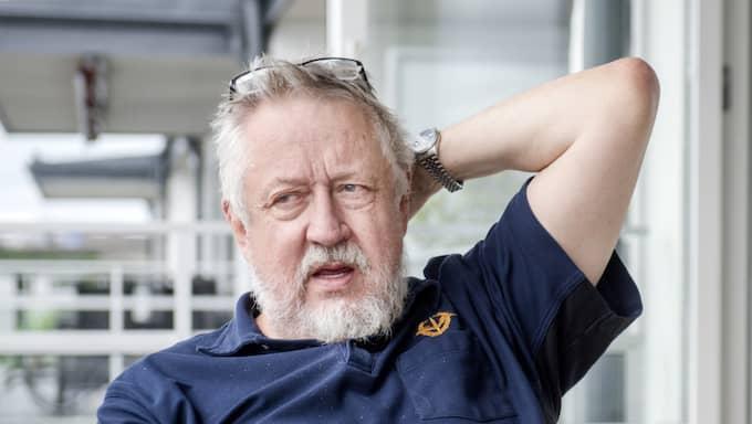 Enligt Leif GW Persson kan 18-åringen bindas till sommarstugan med olika spår. 18-åringen ska ha pekat ut Eskilstunaån som den plats där han dumpat mordvapnet. Foto: Simon Hastegård