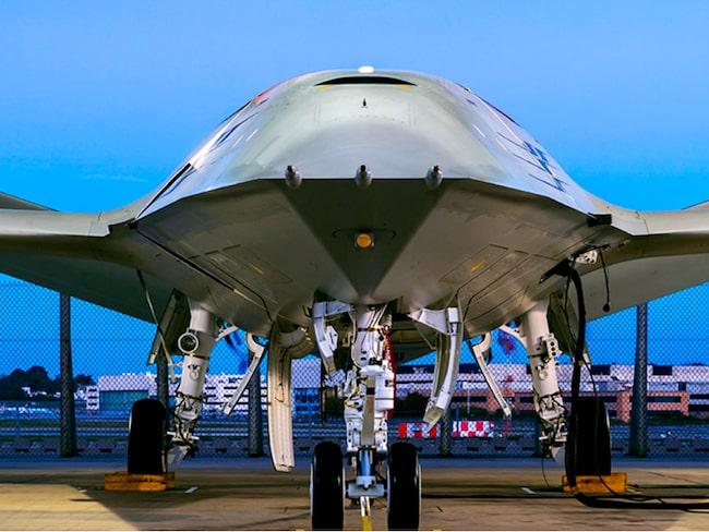 Boeing MQ-25 anses vara en mycket avancerad drönare.