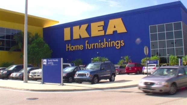 Ikea återkallar populära byrån