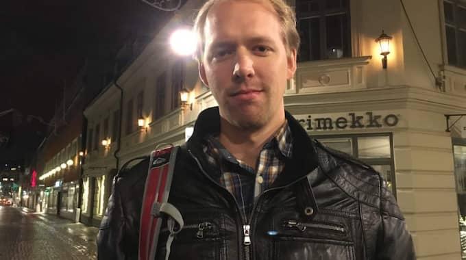 Jonas Hemlin, 25, mjukvaruutvecklare, Göteborg . Det tycker jag känns som en lite drastiskt åtgärd.